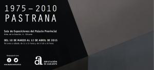 El expresionismo americano de Pastrana llega al Palacio Provincial en ARTE