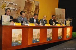 Fragata Mercedes, un hito en la recuperación del patrimonio subacuático español en ARQUEOLOGÍA