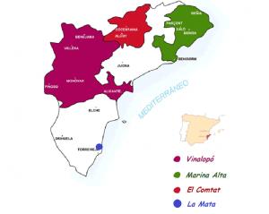 Es tiempo de vinos dulces de moscatel en el sureste español (I) en AIRE LIBRE
