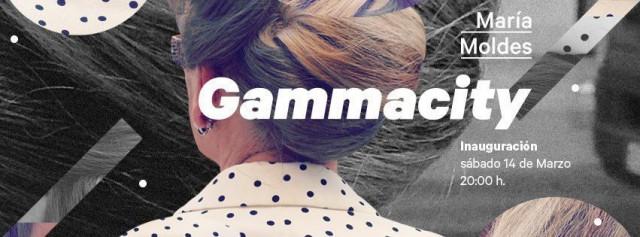 Gammacity exposición de María Moldes