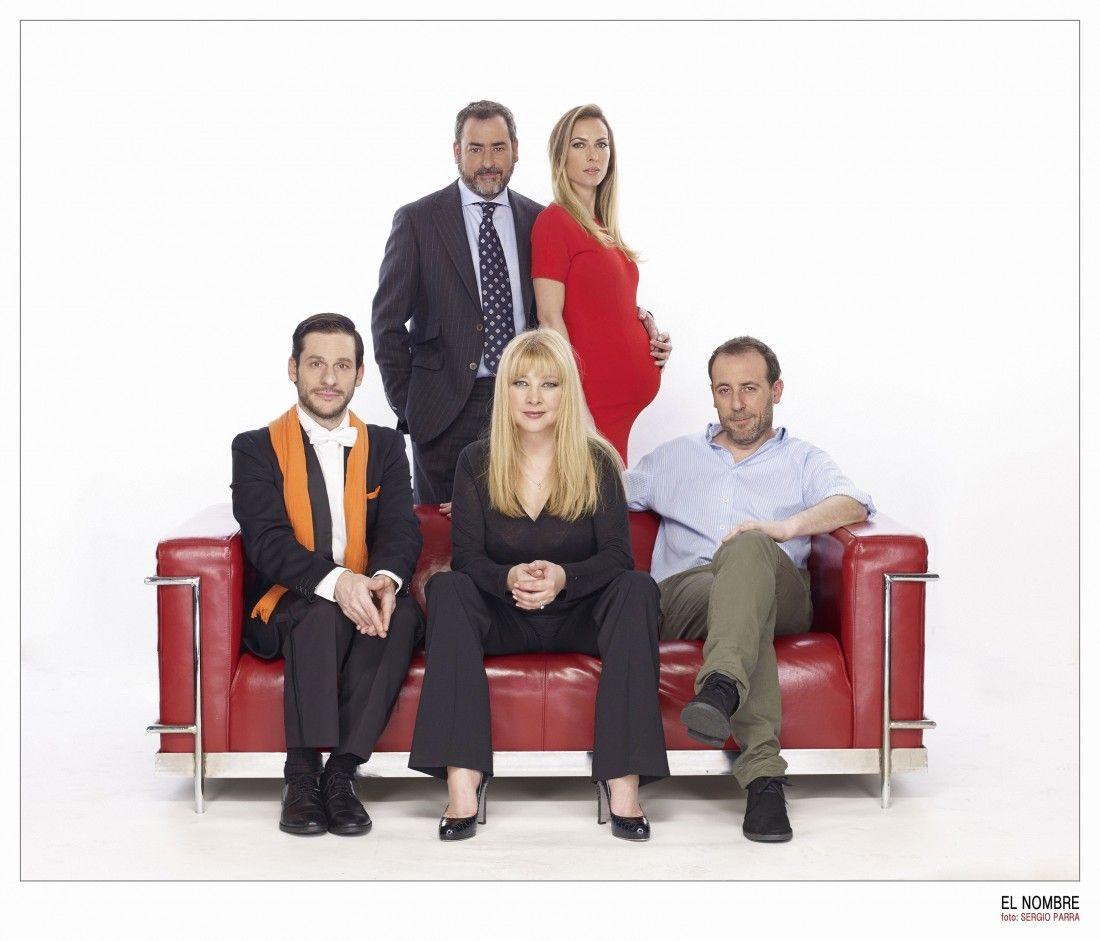 La aclamada comedia 'El nombre' llega al Teatro Principal en ESCENA