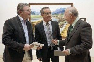 La pintura mediterránea de Evaristo Alguacil arriba a La Lonja en PINTURA