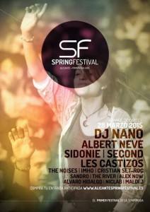 El Alicante Spring Festival da comienzo a la temporada de festivales en MÚSICA