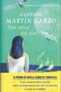 Gustavo Martín Garzo, la próxima cita del 'Cada Cual' en LETRAS