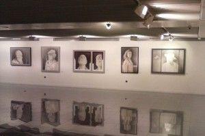'Mundos paralelos', de José Cerezo se expone en el Club Información en PINTURA