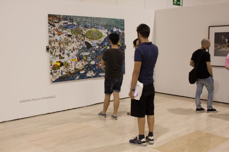 El MUA acoge una nueva edición de los Encuentros de Arte Contemporáneo en ARTE
