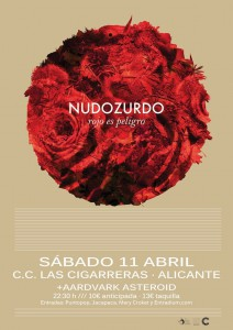 Los madrileños Nudozurdo presentan nuevo álbum en Las Cigarreras en MÚSICA
