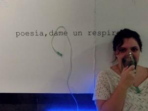 Alicia García Núñez: 'los poetas sí somos raras' en ESCENA