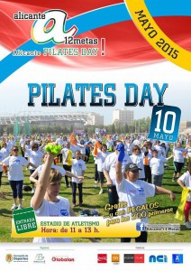 IV Alicante Pilates Day, una jornada para relajar cuerpo y mente en DEPORTE