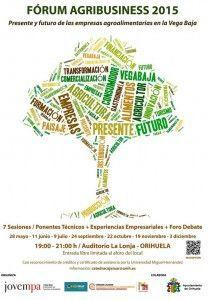 Es tiempo de hablar del sector agroalimentario en el sureste español... en AIRE LIBRE