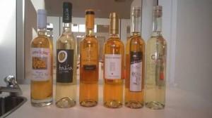 Es tiempo de vinos dulces de moscatel en el sureste español (II) en AIRE LIBRE