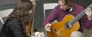 Ciclo de conciertos de alumnos del Master en Interpretación de Guitarra Clásica  en MÚSICA