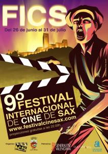 El 9º Festival Internacional de Cine de Sax triplica las inscripciones de cortos en CINE