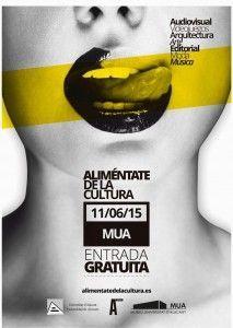 'Aliméntate de cultura', el MUA acoge las primeras jornadas sobre industrias culturales en ARTE