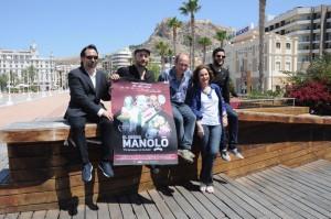La sección oficial del Festival de Cine de Alicante sigue con 'Animal' y 'El Señor Manolo' en CINE