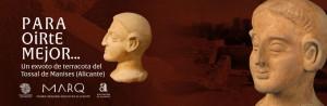 El 'Orellut' de Lucentum, todo un icono que se exhibe en el MARQ en ARQUEOLOGÍA