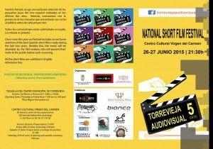 Torrevieja Audiovisual selecciona diez títulos a concurso en CINE