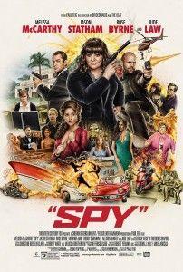 'Espías', humor prescindible pero no vergonzante en CINE