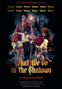 'Lo que hacemos en las sombras', grandes chistes no muy bien contados en CINE