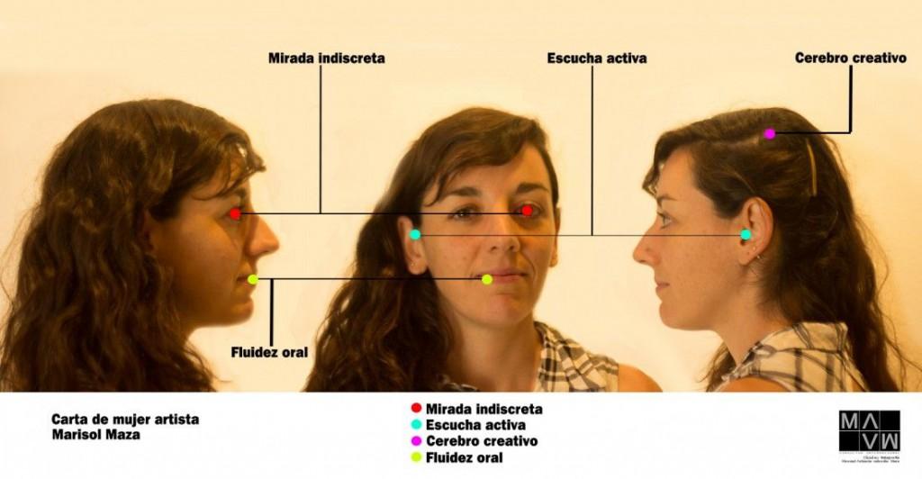 Marisol Maza: lo temporal se ha consolidado como el espacio de lo posible en ARTE ILUSTRACIÓN