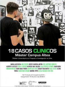 '18 casos clínicos' con mucho arte llegan a Las Cigarreras en PINTURA