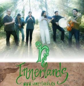 La música celta de Innerlands inicia las actividades veraniegas del Castillo de Santa Bárbara en AIRE LIBRE
