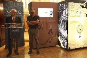El MARQ alberga una exposición sobre candiles de aceite de época romana     en ARQUEOLOGÍA