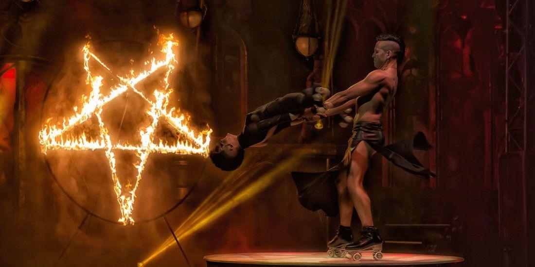 El 'Cabaret maldito' del Circo de Los Horrores hace parada en Alicante en ESCENA