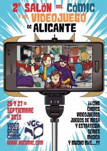 Blast a Trooper con la Legión 501, en el II Salón del Cómic y Videojuego de Alicante en CÓMIC
