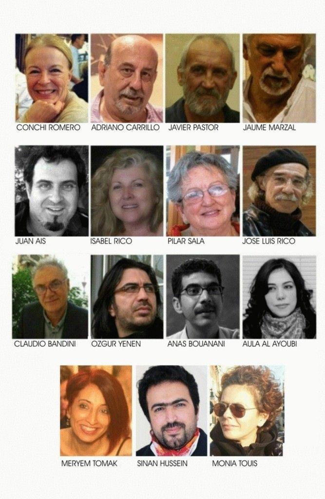 Italia, Marruecos, Siria, Turquía y España toman Alicante en el Primer Encuentro Internacional de Arte Mediterráneo en ARTE ESCULTURA FOTOGRAFIA PINTURA