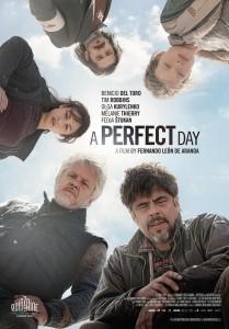 'Un día perfecto (A perfect day)', el feliz regreso de León de Aranoa en CINE