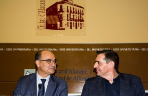 Manuel Palomar y Jorge Olcina