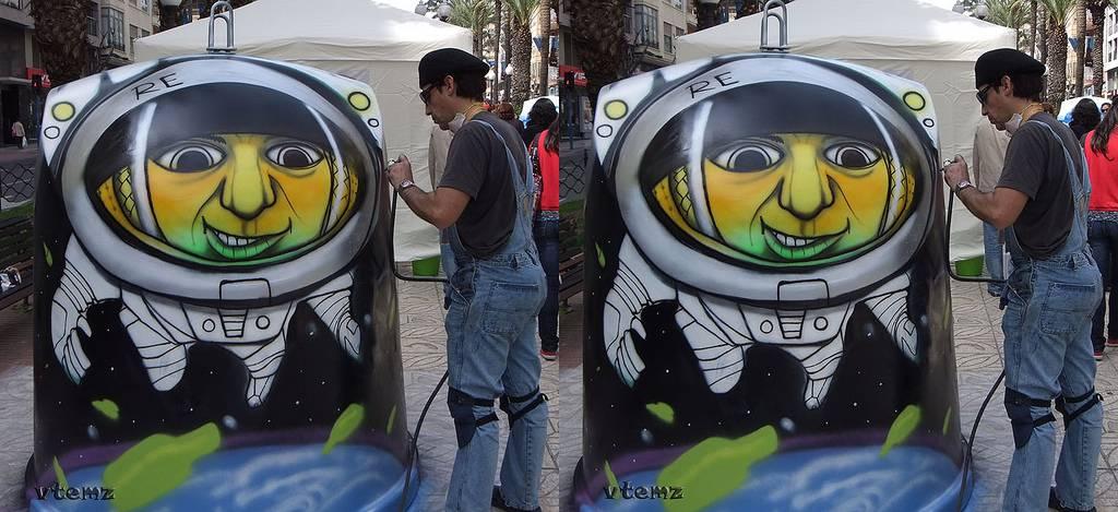 Arte alternativo en Alicante: Una visión urbana creativa y vanguardista en ARTE ILUSTRACIÓN