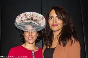 Inmaculada Jara y Ana Manzano imbrican arte y moda para AFW en ESTILO DE VIDA MODA