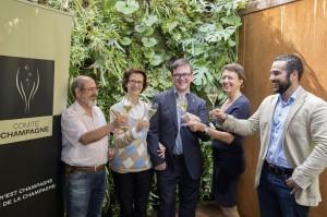 David López, finalista español del concurso 'Ambassadeurs du Champagne' en GASTRONOMÍA