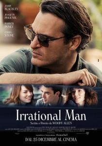 'Irrational man', alcanzar el standard sin despeinarse en CINE