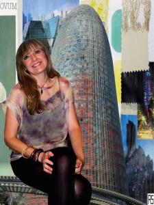 Inspirada en el óvalo, Raquel Samper presenta su colección en la AFW en ESTILO DE VIDA MODA