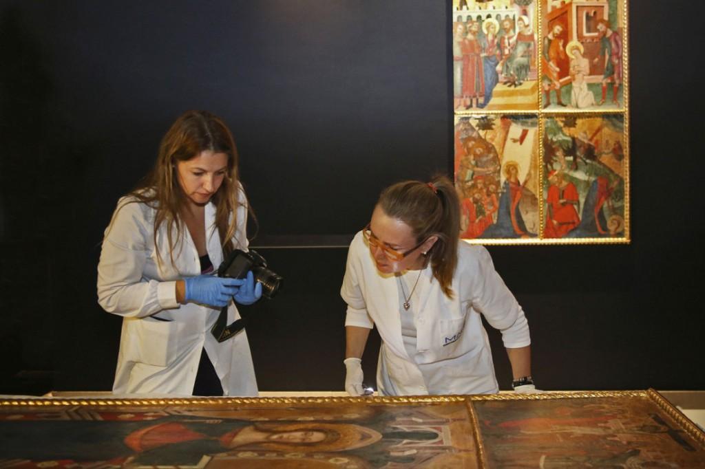 El MARQ recibe las 270 piezas de la nueva exposición 'Cocentaina, Arqueología y Museo' en ARQUEOLOGÍA