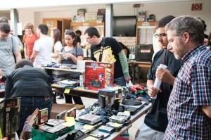 El MUA inaugura la exposición Retroconsolas Alicante 2015 en JUEGOS