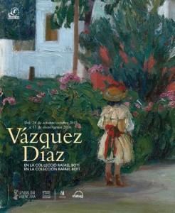 Una muestra en el MUBAG rinde homenaje al gran pintor Vázquez Díaz en PINTURA