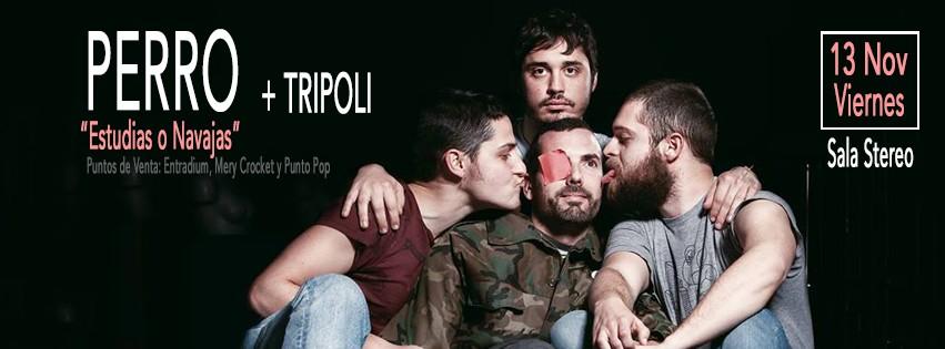 Los murcianos 'Perro' presentan nuevo disco en Stereo en MÚSICA