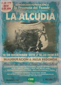 Una exposición y una mesa redonda viajan al pasado de La Alcudia en CONFERENCIAS FOTOGRAFIA