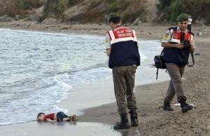 Aylan Kurdi, niño refugiado
