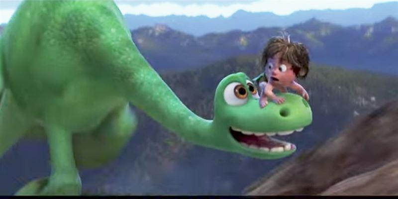 'El viaje de Arlo', un Pixar más bello que profundo en CINE