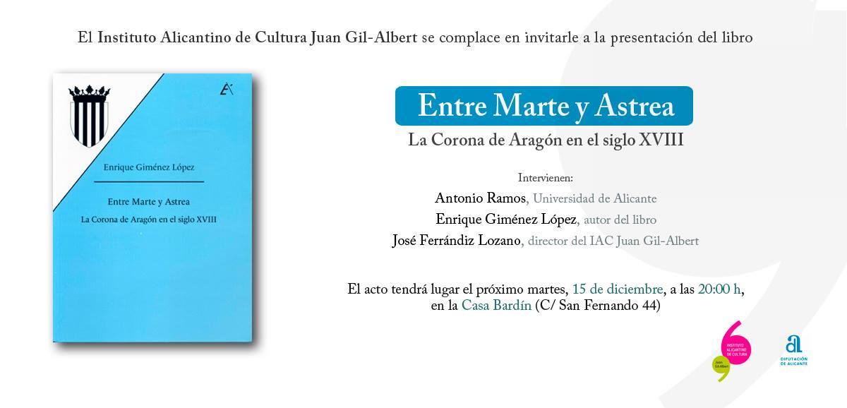 El Gil-Albert despide el año con dos nuevas publicaciones en ESCENA