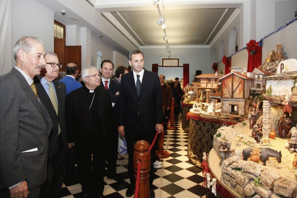 La Diputación de Alicante acoge la tradicional Exposición de Belenes en ARTESANIA