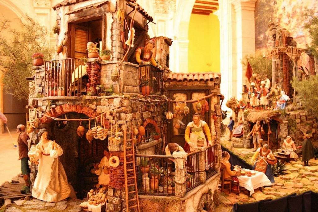 El Museo de Arte Sacro de Orihuela acoge un Belén Napolitano del siglo XVIII en ARTESANIA