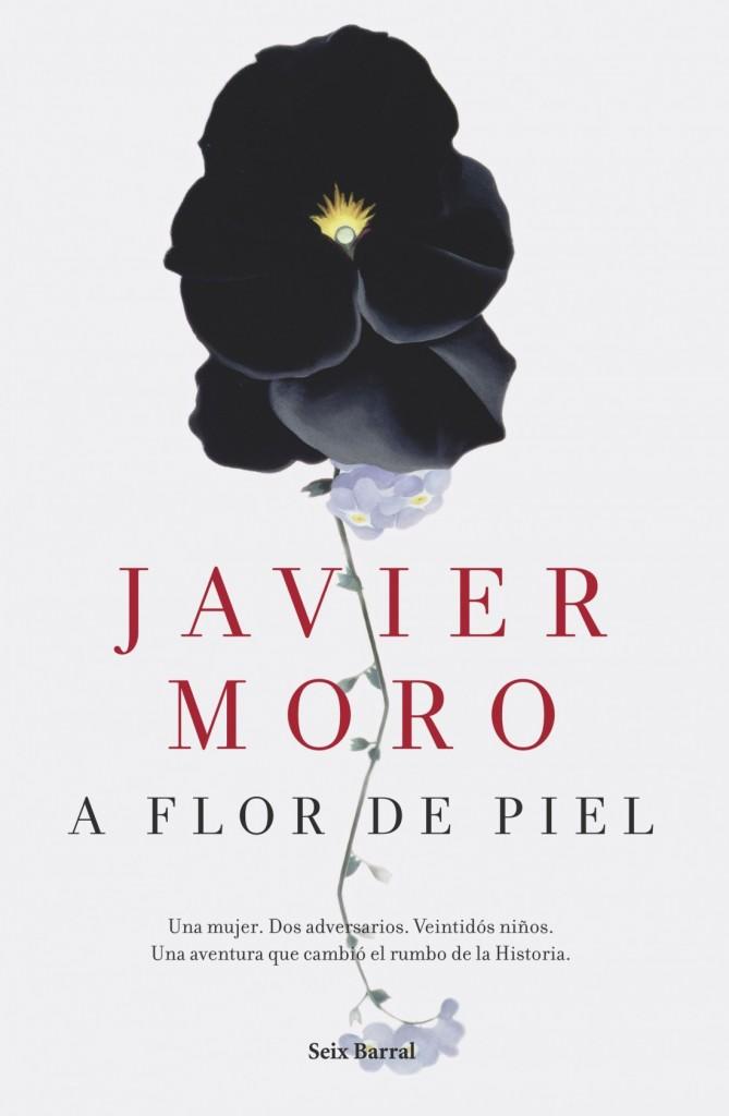 Javier Moro presenta su última novela 'A flor de piel' en Orihuela en LETRAS
