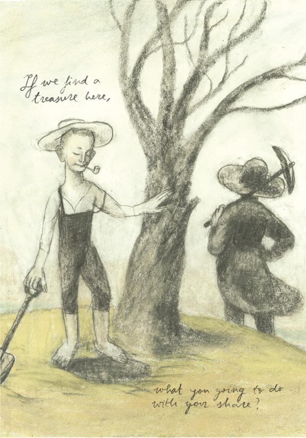 Vuelven 'Las aventuras de Tom Sawyer' con las ilustraciones de Pablo Auladell en ILUSTRACIÓN LETRAS