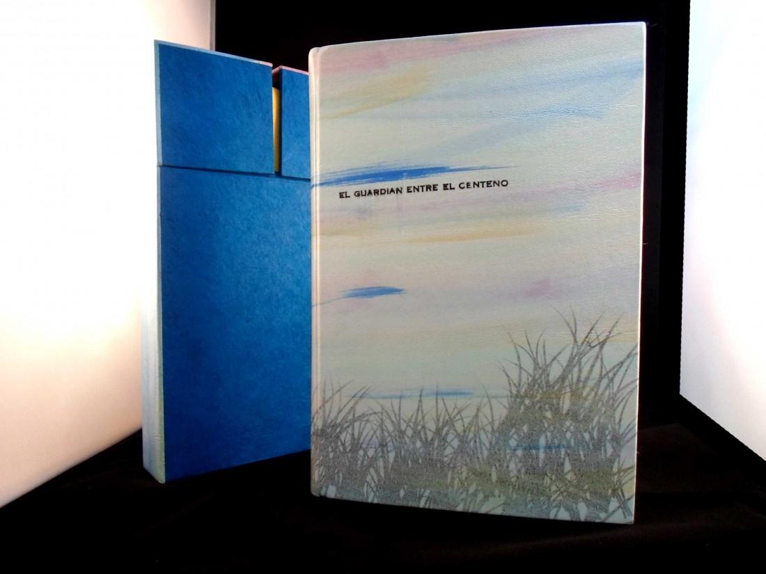Un año encuadernando en Libri Arte en ARTESANIA LETRAS